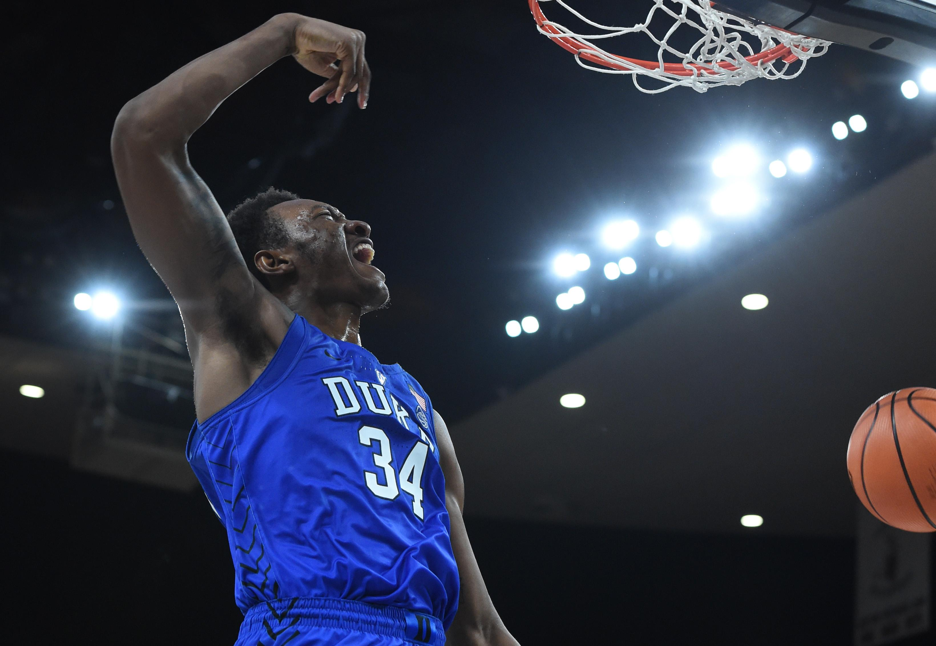 Wendell Carter Jrs Mother Compares NCAAs Rules To
