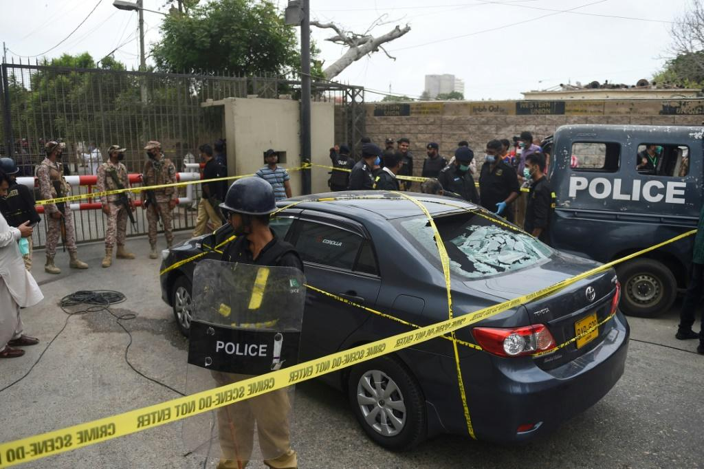 The assault in Karachi appears to the be the latest in a string of attacks masterminded by ethnic Baloch separatists
