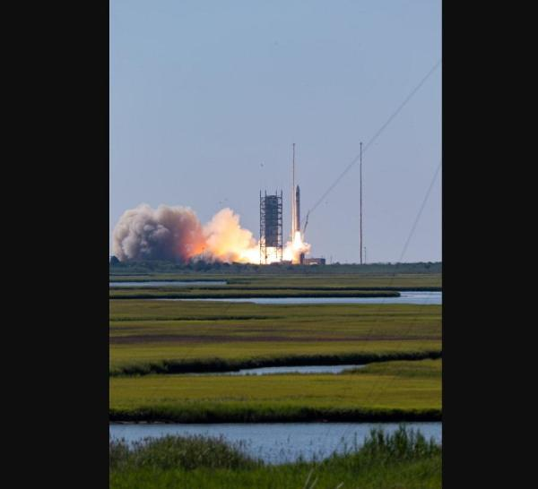 NRO, Northrop Grumman, Space Force Successfully Launch ...