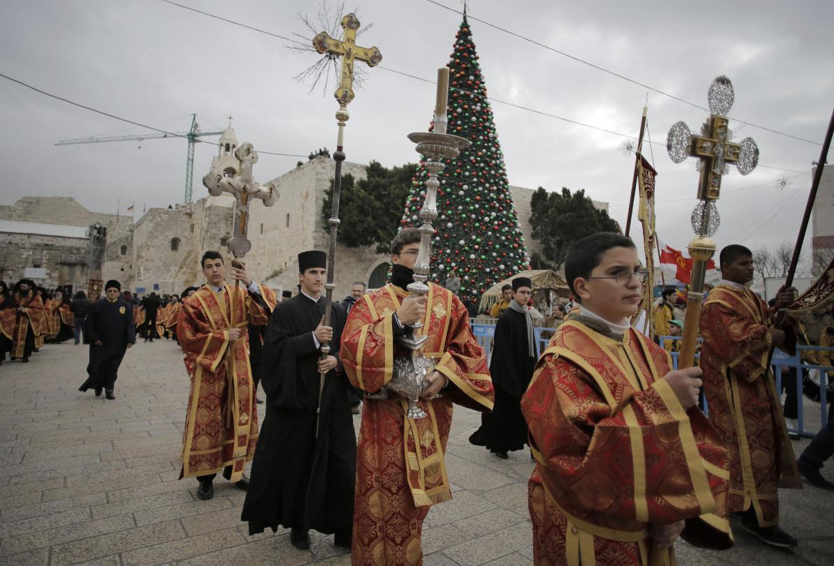 Orthodox Christmas Russian Greek And Other Eastern