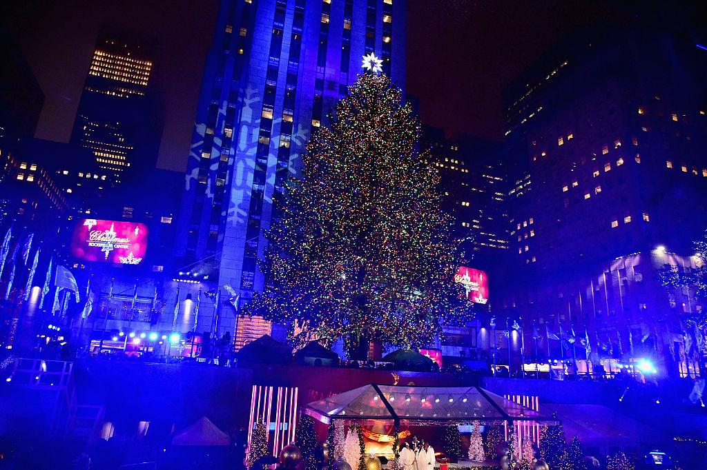 Rockefeller Tree Lighting 2017 Performers