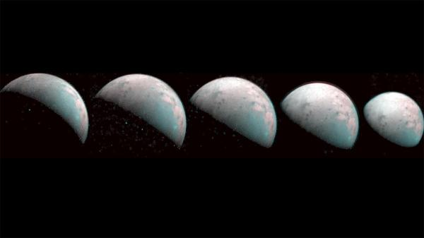 Jupiter's Largest Moon: NASA's Juno Snaps First Images Of ...