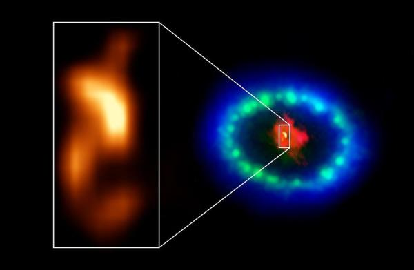 33-Year-Old Mystery Solved? Astronomers Spot Signs Of ...