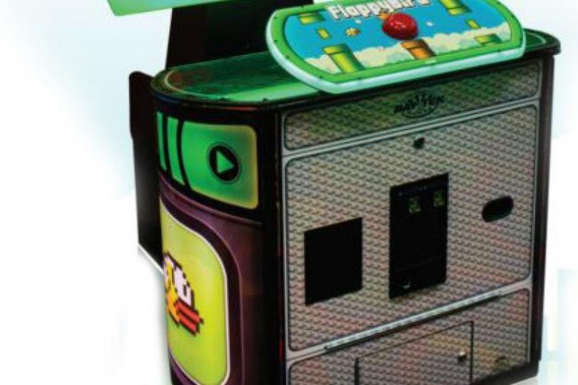 Frustrating  Flappy Bird  Arcade Version Will Waste Your Time And Money