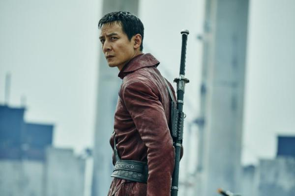 'Into The Badlands' Star Daniel Wu Talks About Bringing ...