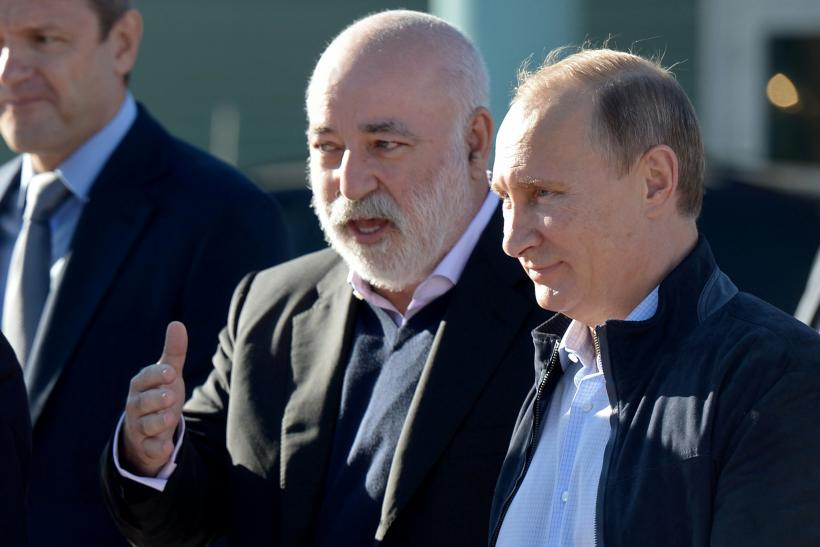 Image result for photos of viktor vekselberg