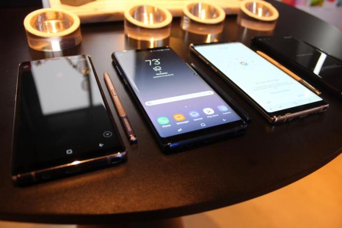 Samsung Galaxy Note 8 Release Price And Specs Hands On Preview