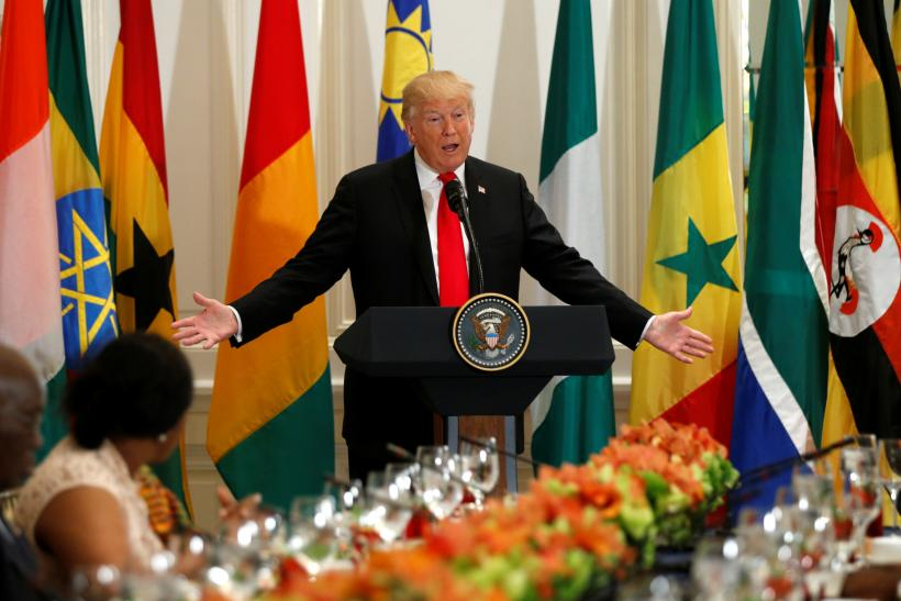 Image result for Namibia Trump