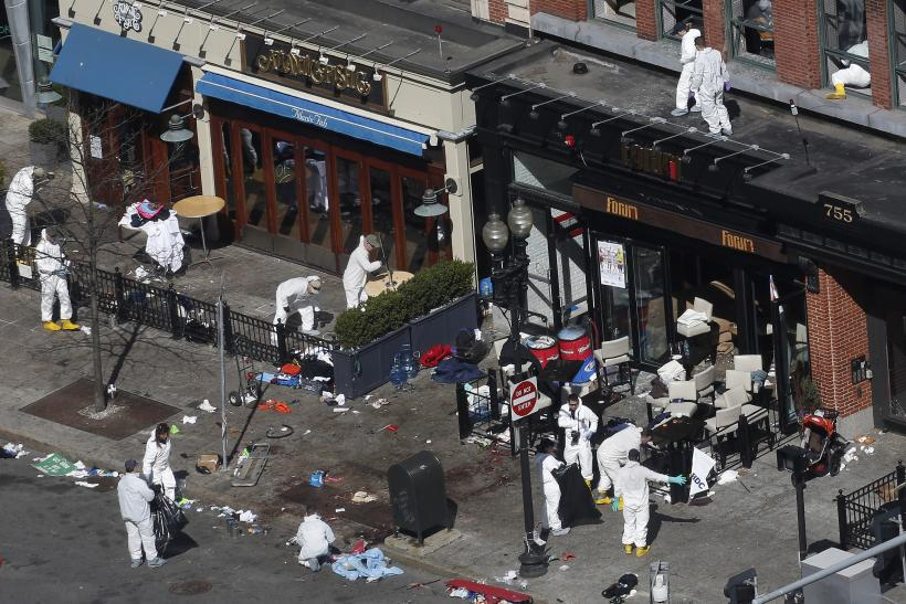 UPDATE Boston Marathon Explosions No Suspects In Custody As FBI Police Investigate Leads