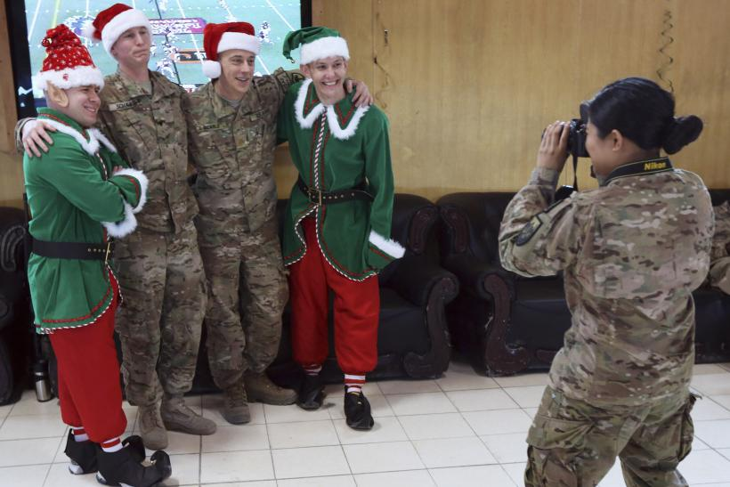 How To Send Christmas Cards To Soldiers Overseas 2014
