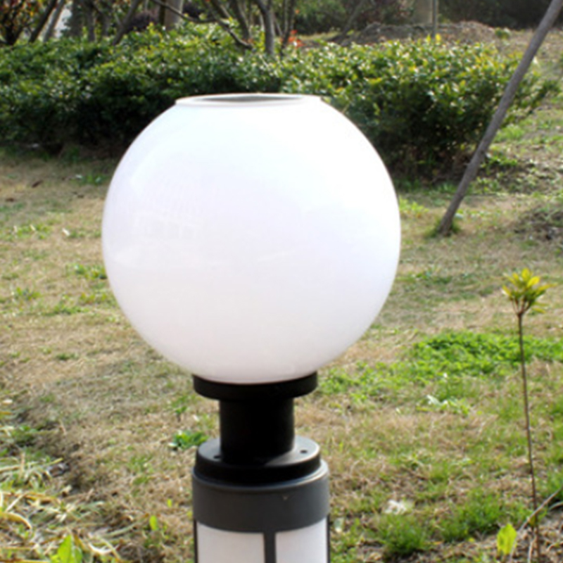 Round Led Outdoor Lights