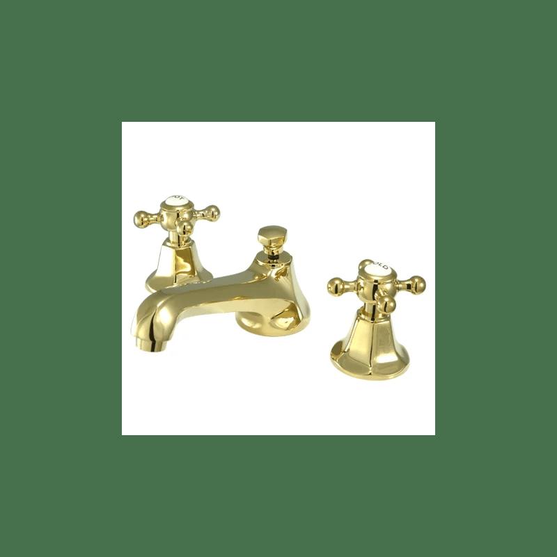 faucet | ks4462bx in polished brass by kingston brass