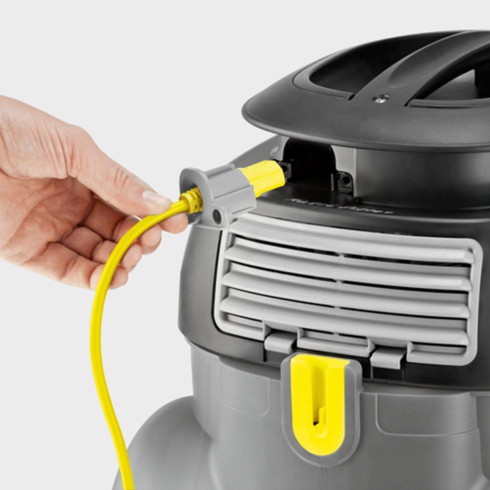 T 12/1 eco!efficiency: Fácil mantenimiento