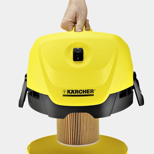 Multi-purpose vacuum cleaner WD 3 *EU-I: Special cartridge filter
