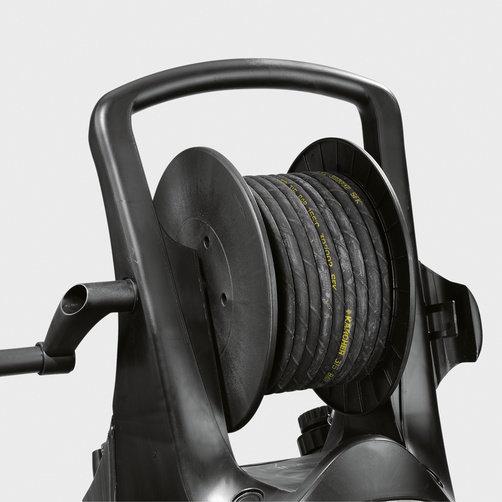 Limpiadora de alta presión HD 10/25-4 SX Plus: Almacenamiento para mangueras