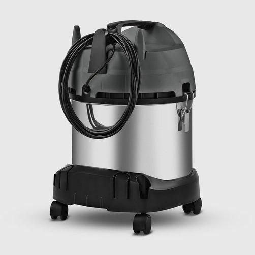 Aspirador en seco y húmedo NT 30/1 Me Classic Edition : Compacto, resistente y móvil