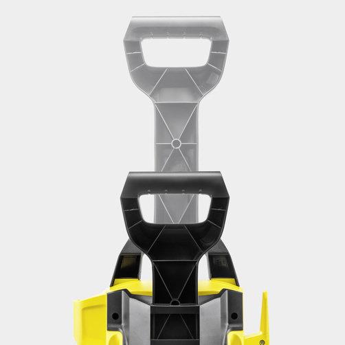 K 2 Power Control: Регулируема във височина телескопична дръжка