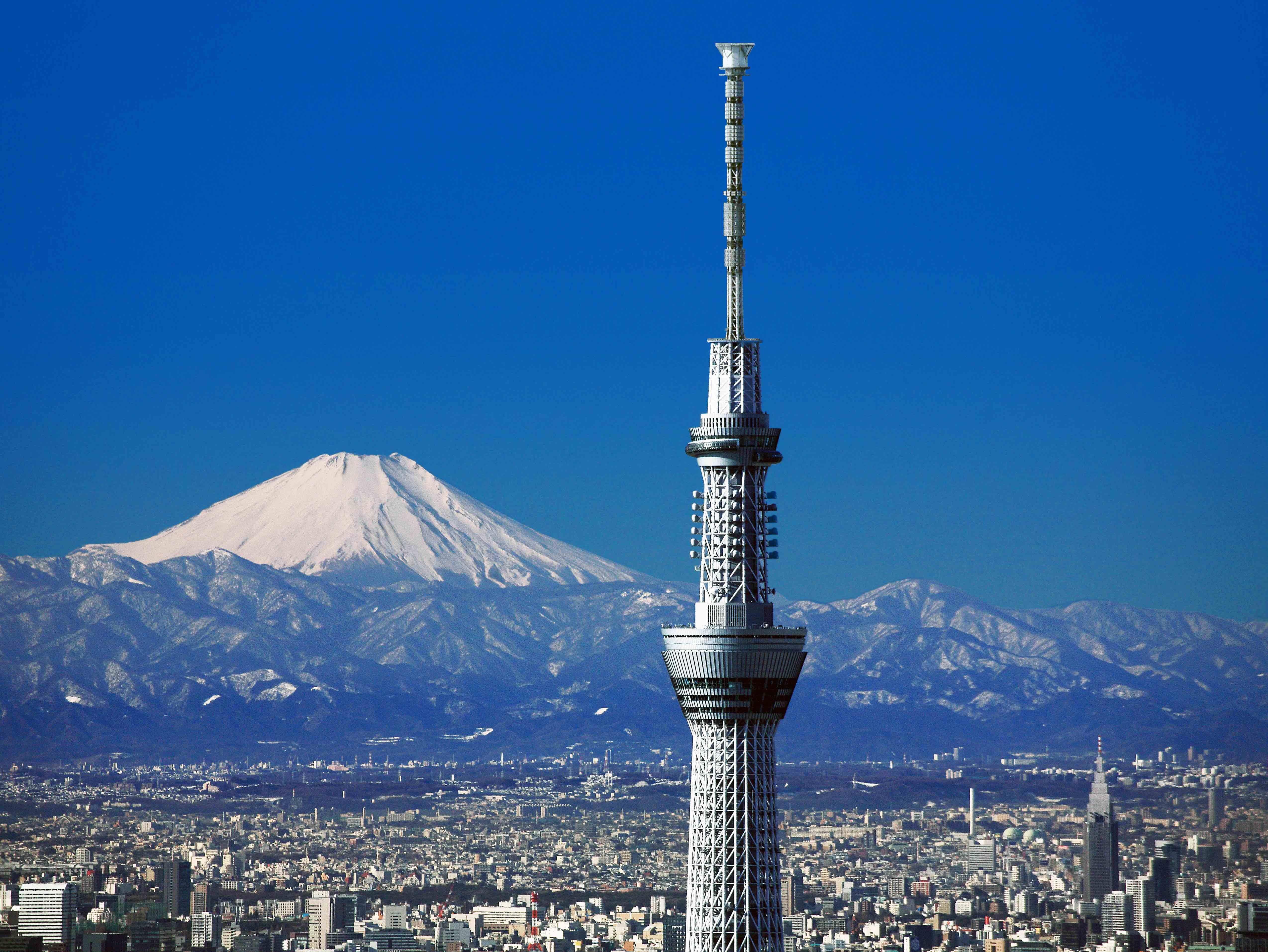 【東京必去】東京晴空塔門票Tokyo Sky Tree(350m與450m任選) - KKday