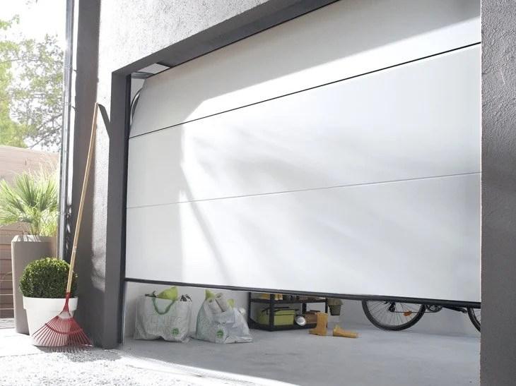 Portes De Garage Sur Mesure Sous Haute Surveillance Leroy Merlin