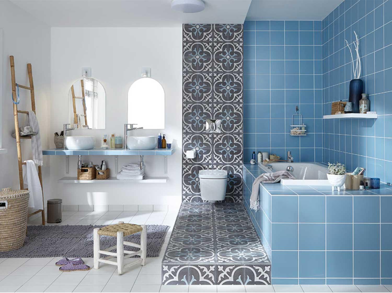 creer une salle de bains