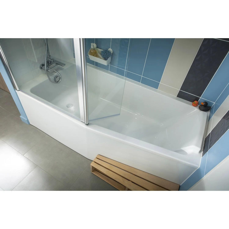 baignoire l 170x l 85 cm jacob delafon sofa bain et douche