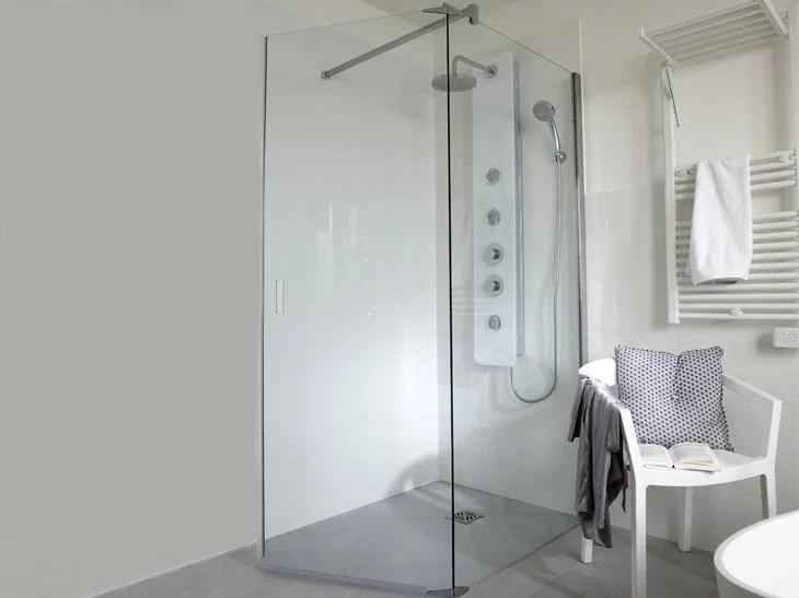 porte et paroi de douche sur mesure