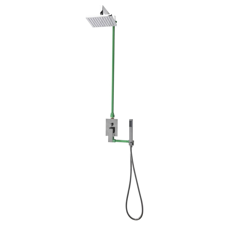 colonne de douche encastree milana