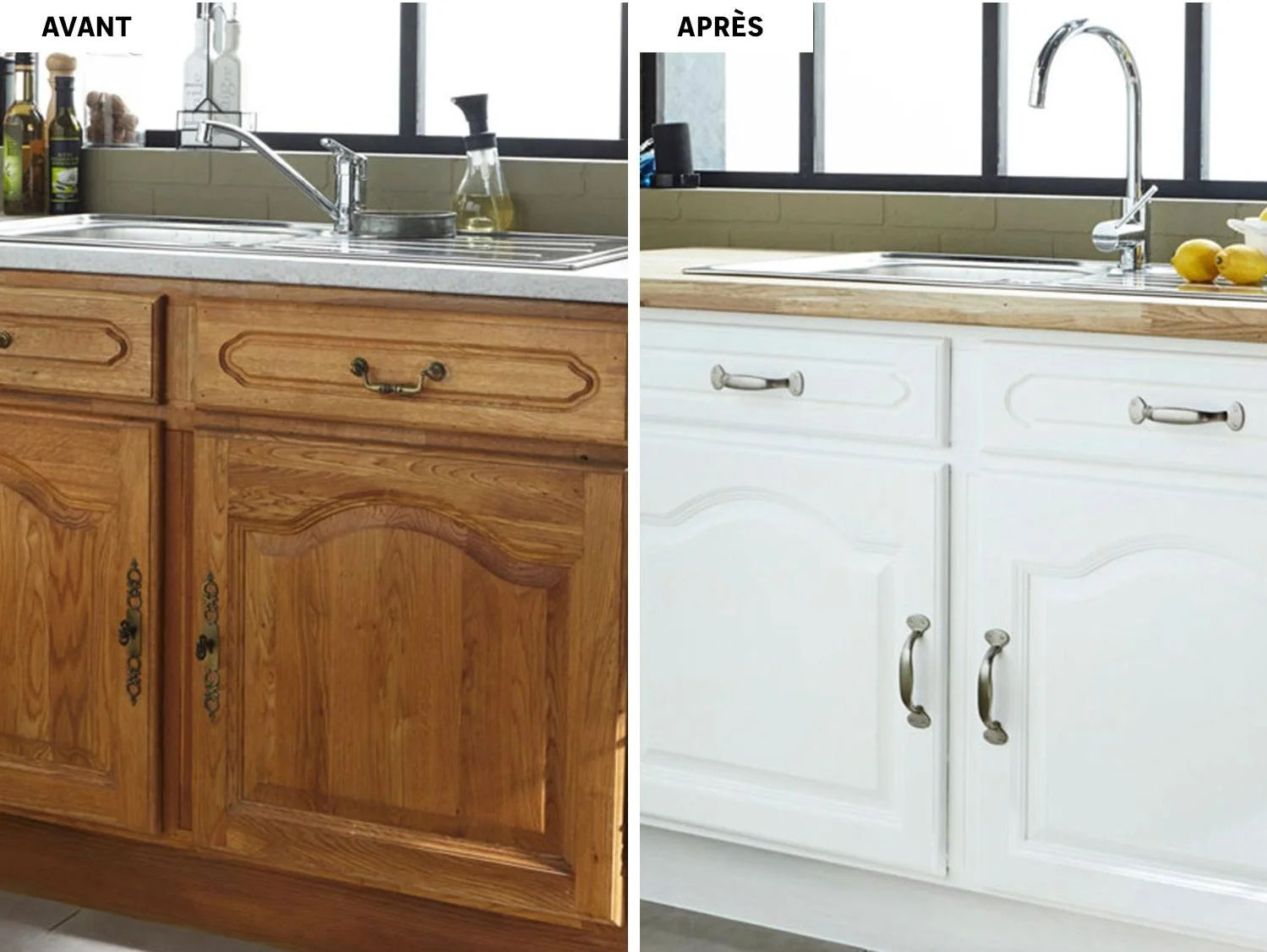 peinture cuisine meuble et credence decolab v33 blanc satine 2 l