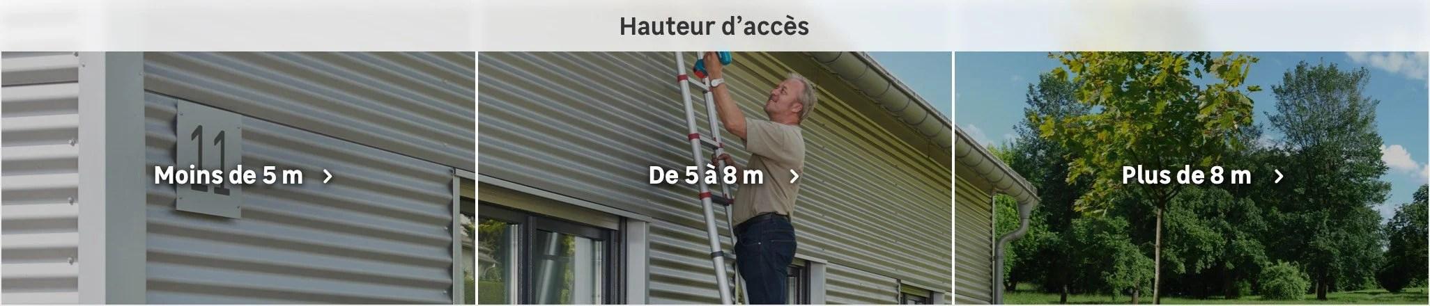 Echelle Telescopique Echelle De Toit Escamotable Au Meilleur Prix Leroy Merlin