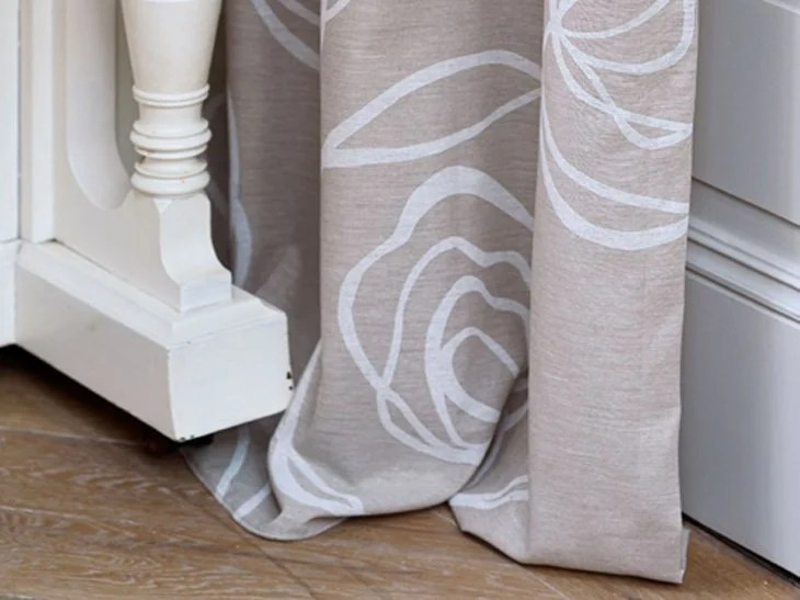 textile sur mesure leroy merlin