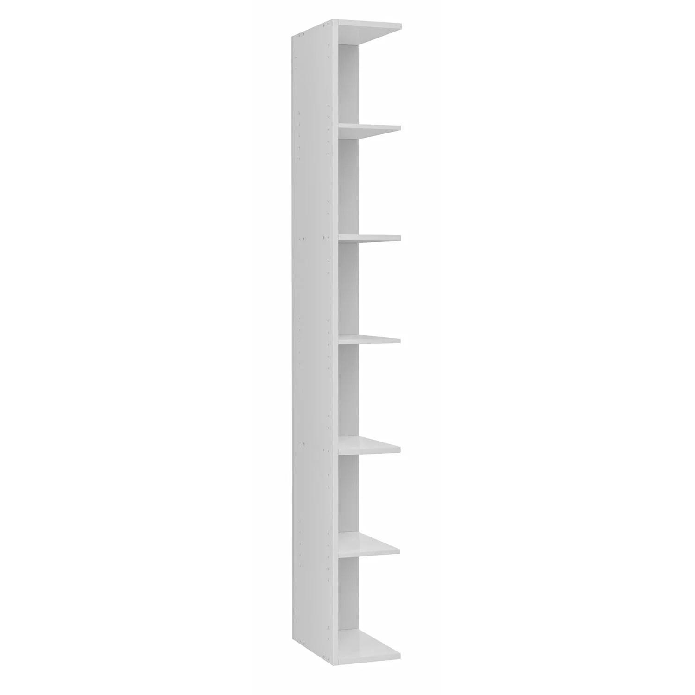 colonne de rangement largeur 25 cm