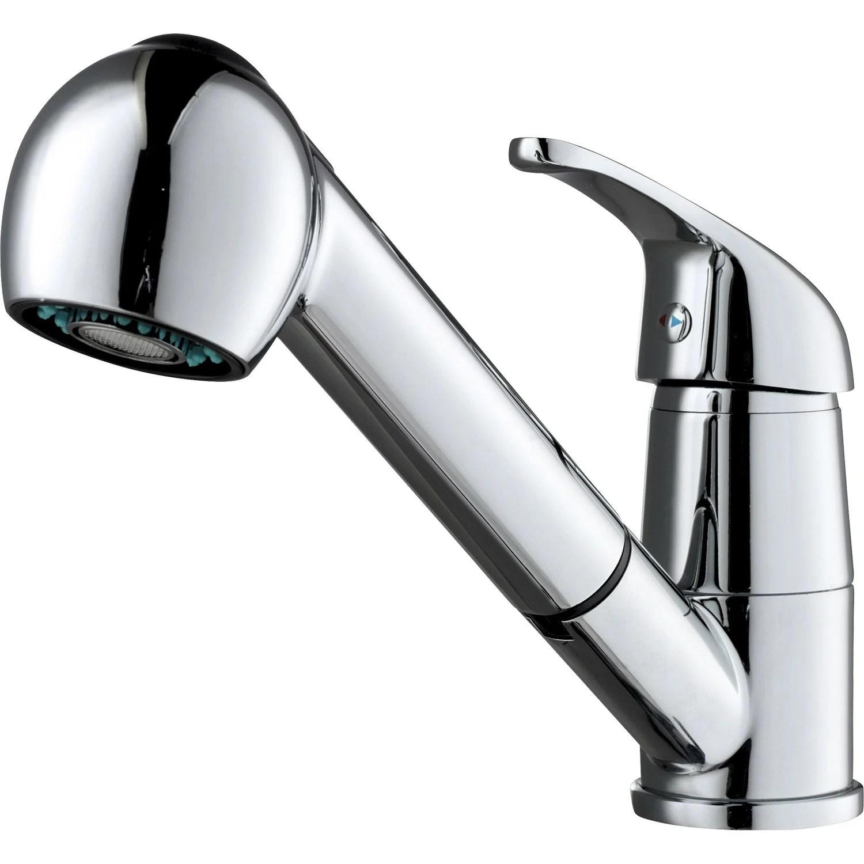 mitigeur avec douchette salle de bain