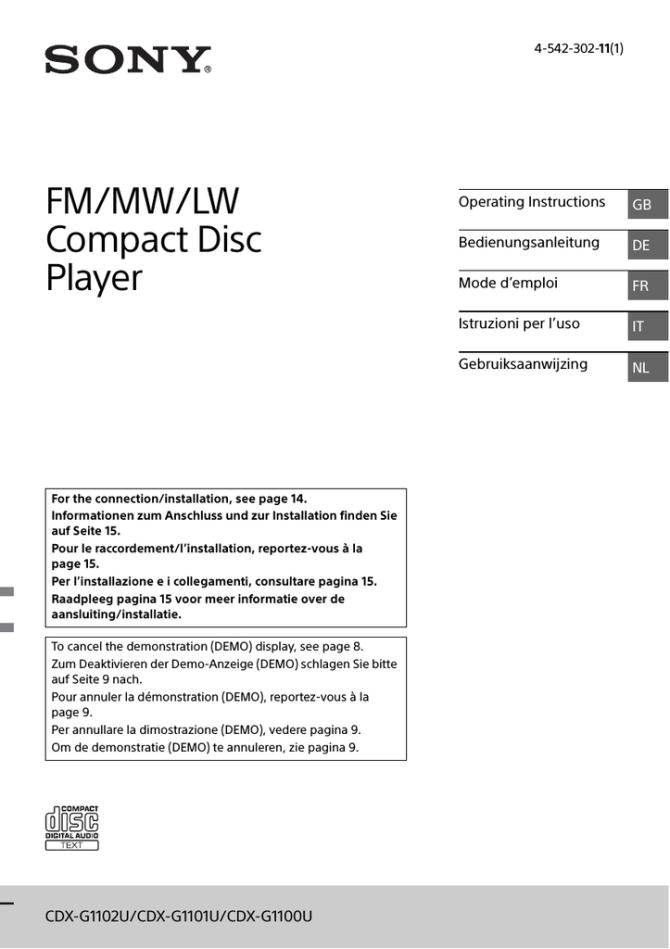 sony cdx g1150u manual transmission  whnkvenshensite
