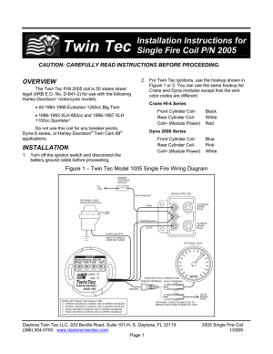 Crane Hi 4 Single Fire Ignition Wiring Diagram : 46 Wiring