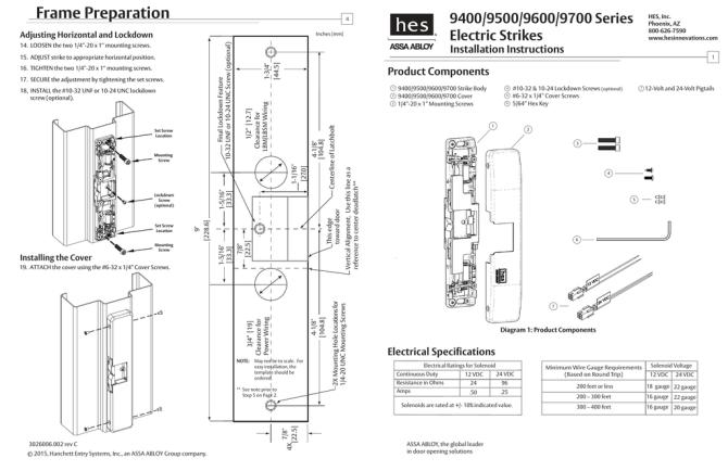 9400 9500 9600 9700 series install instructions  manualzz
