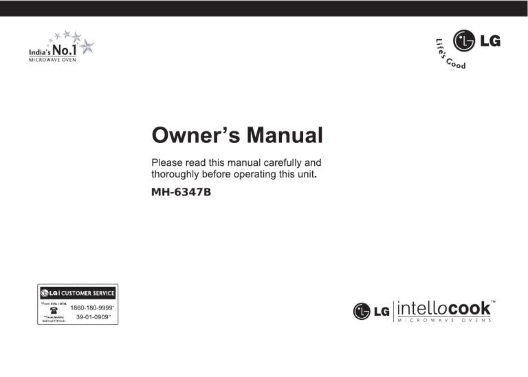 lg mh 6347b owner s manual manualzz