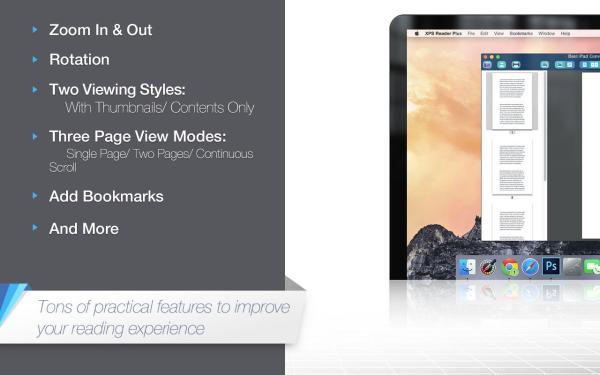 App Shopper: XPS Reader Plus - Open & Convert Your XPS ...