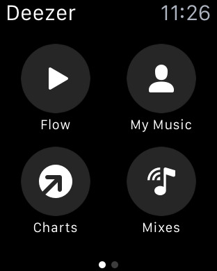 Deezer - Listen to your Favorite Music & Playlists Screenshot