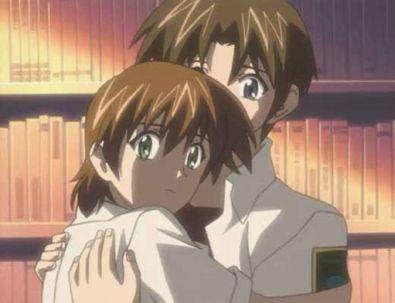 Green Green Yusuke and Midori