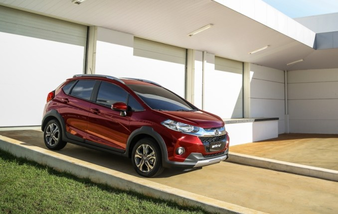Novo Honda WRV 2019