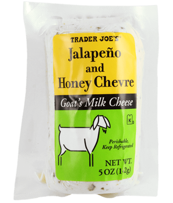 Image result for honey jalapeno chevre