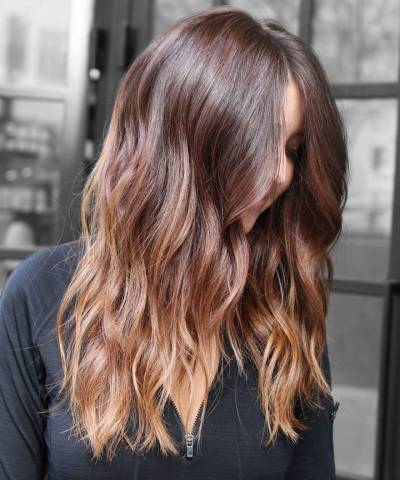 Hair Color Trends 2018   Winter Hairstyles Hygge Is The Hair Color Trend We re Still Talking About