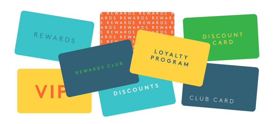 Image result for loyalty club cards