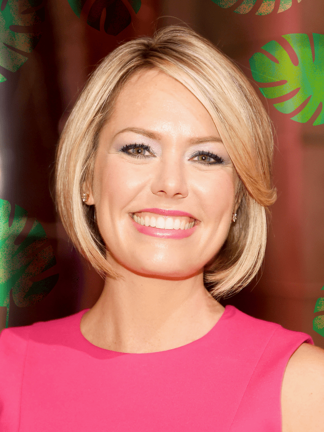 Dylan Dreyer Haircut The Best Haircut Of 2018