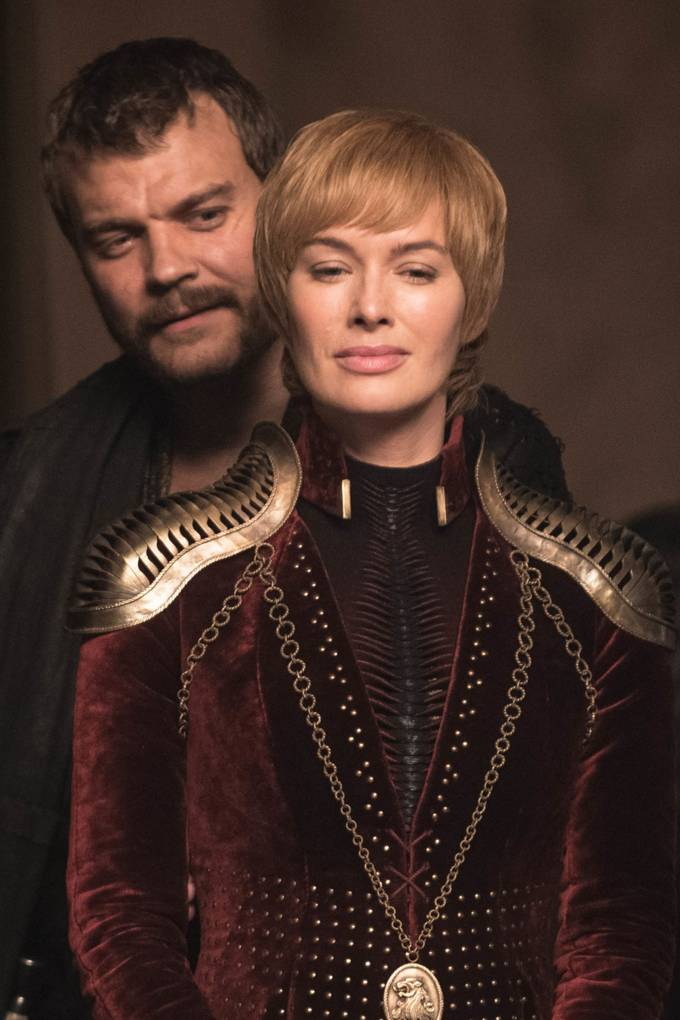 why cersei lannister's short hair won't grow on got