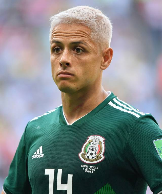why mexico world cup players are going bleach blonde
