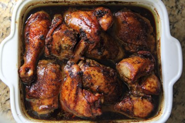 Baked Chicken (Photo by Cynthia Nelson)