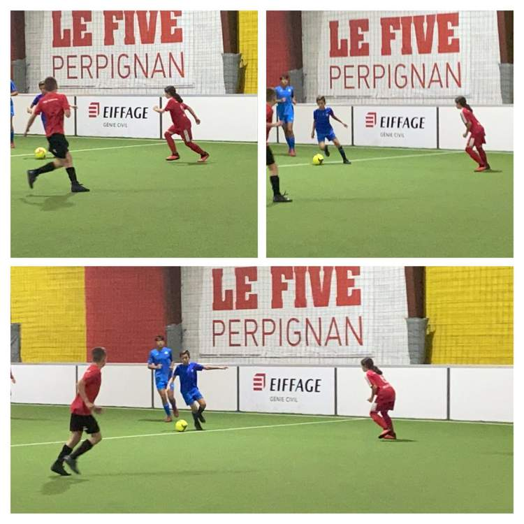 association sportive de pro training games footeo