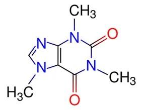 Química da Cafeína