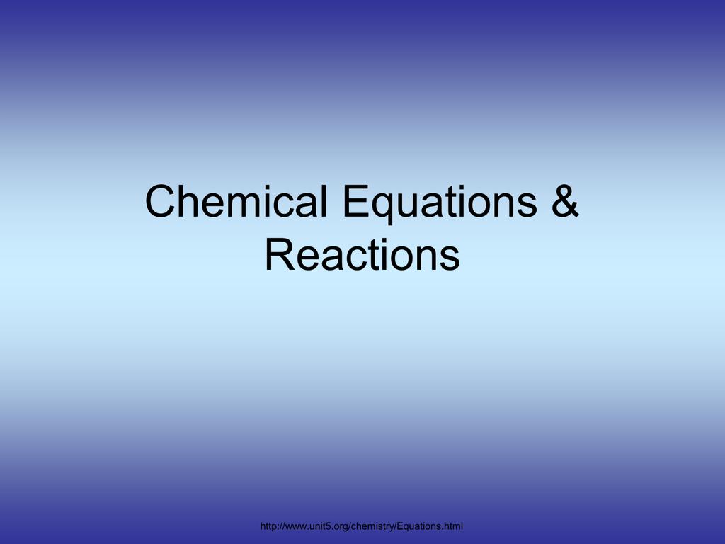Chemistry Balancing Chemical Equations Worksheet Sb Cl2